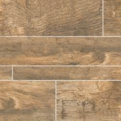 Wood Tile Forest Natural Multi Width Porcelain Wood Look Floor And