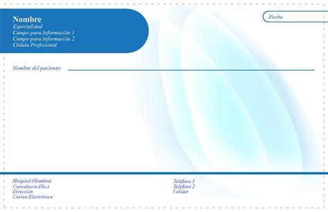 imagenes de recetas medicas en blanco impresion recetas medicas
