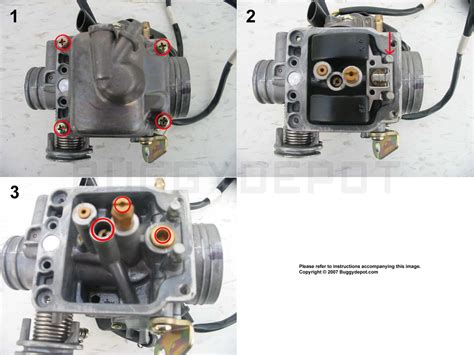 gy6 150cc carburetor diagram 150cc gy6 carburetor cleaning guide buggy depot
