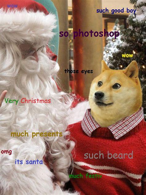 Christmas Doge Meme - 147 best shibe images on pinterest