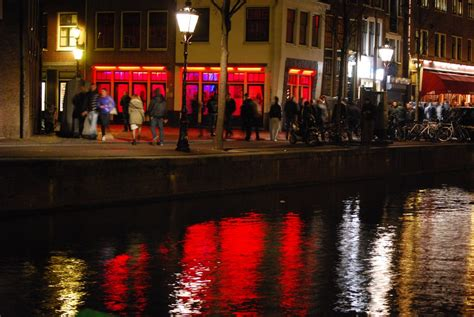 Amsterdam Light District Prices by Amsterdam Windmills Mayonaise Fries Lights And