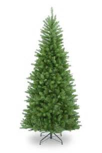 6 5ft columbia spruce slim artificial christmas tree