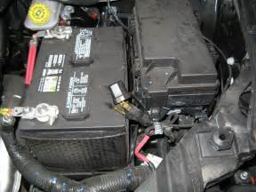 2008 Dodge Charger Battery Dodge Avenger 2008 Battery Location Get Free Image About