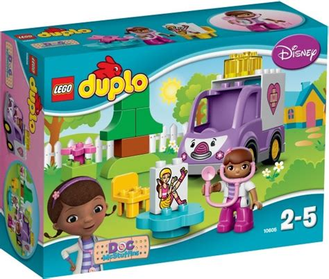 Lego Duplo Doc Mc Stuffins Rosie The Ambulance lego duplo doc mcstuffins rosie the ambulance 2017 buy at kidsroom toys toys for children