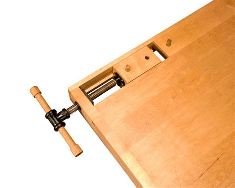 bench dog vise plans to build workbench tail vise plans pdf plans