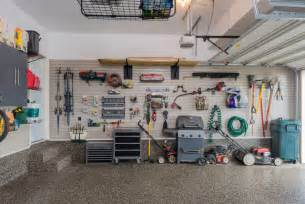 Garage Organization Wall Systems - garage organization traditional garage and shed