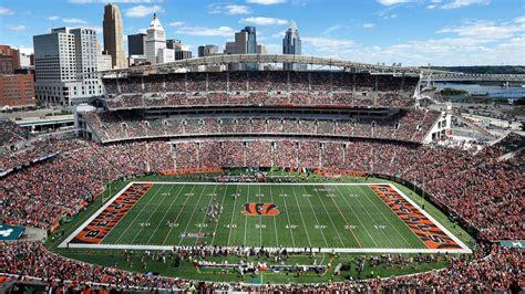 Rental Wedding Decor Cincinnati Bengals Paul Brown Stadium Visit Clermont