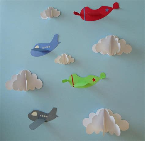 How To Make 3d Clouds Out Of Paper - 20 top 3d clouds out of paper wall wall ideas