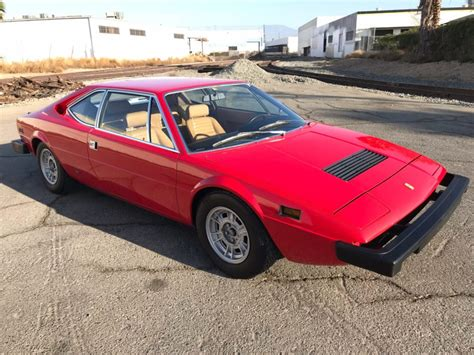 Ferrari 308 Gt 4 by 1975 Ferrari 308 Gt4 For Sale On Bat Auctions Sold For