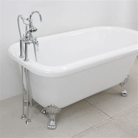 hlfl59fpk 59 quot hotel collection classic clawfoot tub and