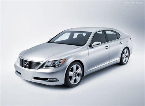lexus car 2006 lexus ls 2006 2007 2008 2009 autoevolution