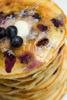 Cooking The Cover Bon Apptits Blueberry Pancakes by Sugar Spice By Celeste Drool Worthy Blueberry