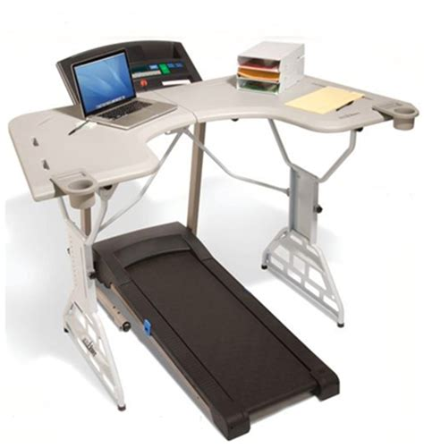 Treadmill Computer Desk How To Build A Treadmill Desk Live Active Fitness