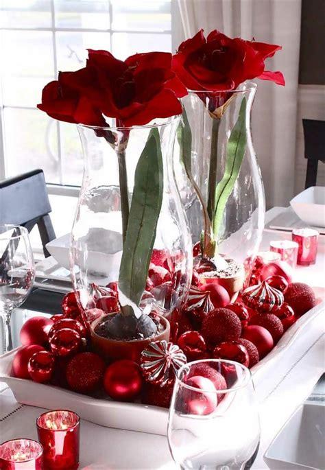 table noel blanc table noel et blanc obasinc
