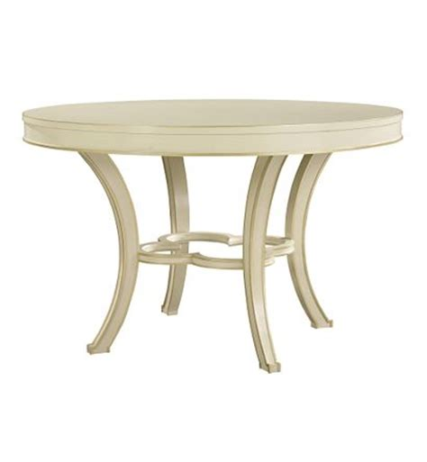 Suzanne Kasler Quatrefoil Chair by Collier Dining Table Top Base From The Suzanne Kasler