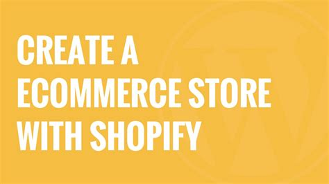 ecommerce shopify how to build a successful ecommerce business fba how to build a successful business books how to create an ecommerce website with shopify