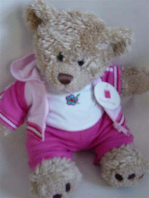 Teddy Wardrobe by Teddy Clothes Pink Sports Set 3