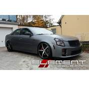 20 Inch Dub Rio Wheels On 2007 Cadillac CTSV W/ Specs