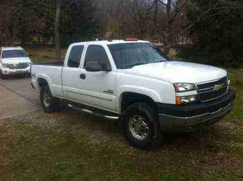 automobile air conditioning repair 2005 chevrolet silverado 2500 transmission control buy used 2005 chevy 2500hd diesel 4x4 in charleston west virginia united states