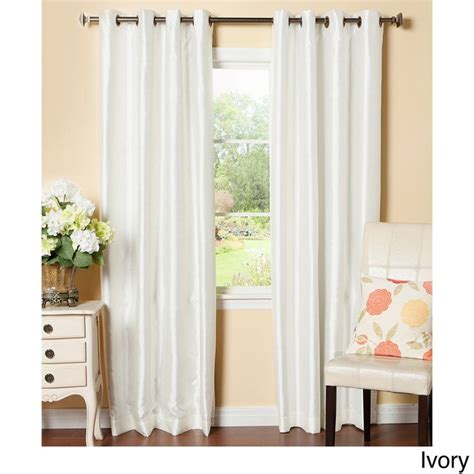 faux silk curtains 25 best ideas about faux silk curtains on pinterest