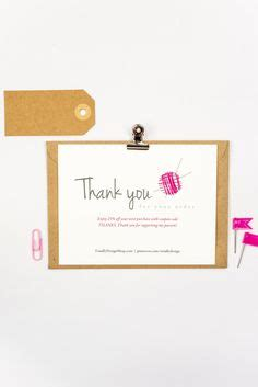 Free After Purchase Card Template by Thank You For Your Purchase Cards Instant