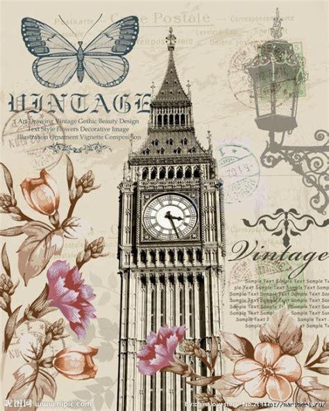 Imagenes Vintage Big Ben | imprimolandia im 225 genes de londres