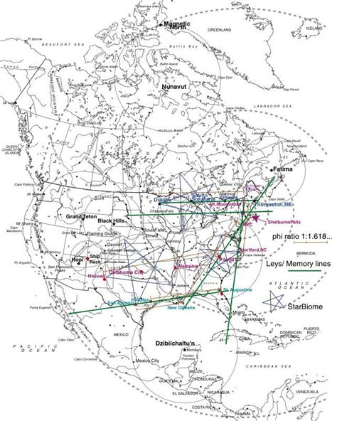 map usa ley lines itchy witch photo leylines ley lines