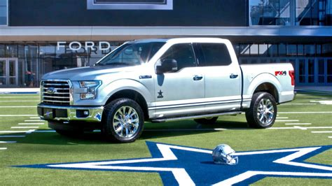 cowboy ford 2017 ford dallas cowboys edition f 150