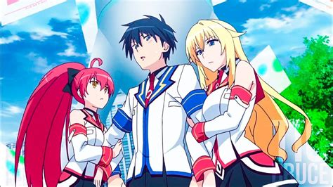harem super poder anime onde  protagonista overpower