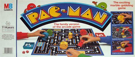 pacman gioco da tavolo pac in tv gli anni 80 il sito dedicato a noi degli