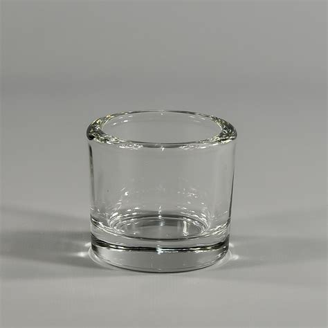 clear tealight holder set   wholesale