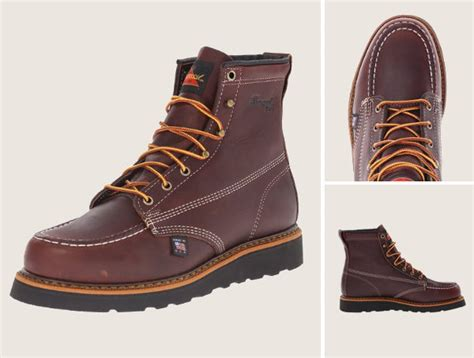 best mens work boots top 20 best work boots for step into durability that