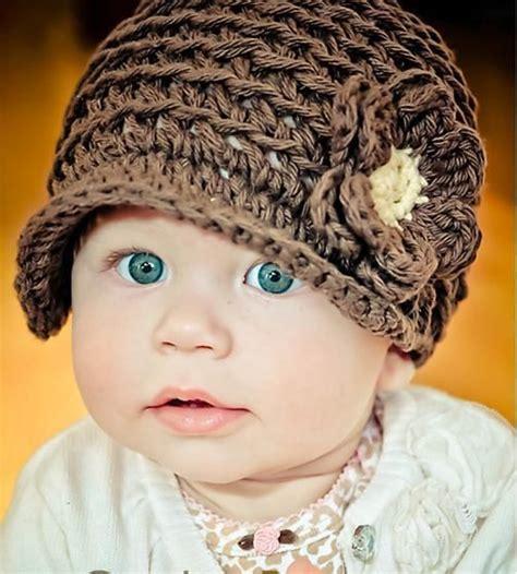 crochet pattern cute hat cute hat sock yarn baby patterns pinterest beanie