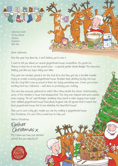 nspcc charity letter 33 best nspcc letter from santa images on