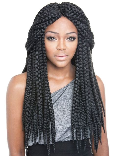Pics Of Box Braids Hairstyles by Jumbo Box Braids Amazing Term Protective Style