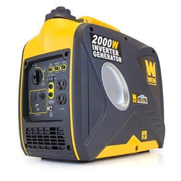 56200i 2000 Watt Portable Inverter Generator by Wen 56200i 2000 Watt 79 7cc Ohv 4 Stroke Gas Powered
