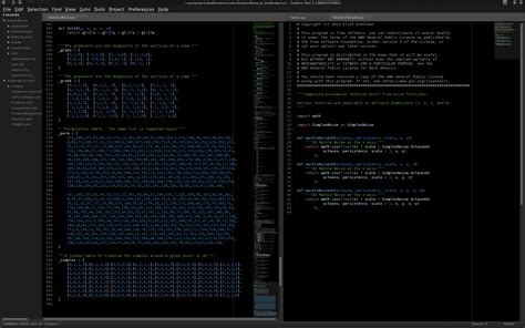 sublime themes editor sublime text is as great as it sounds eliot eshelman