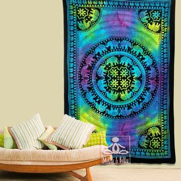 psychedelic home decor shop tie dye bedding on wanelo