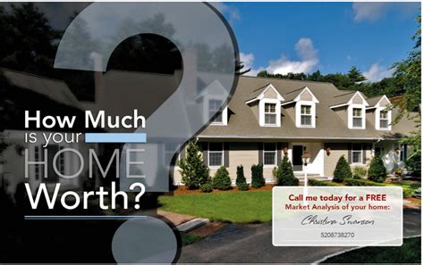 how much is your home worth in today s market three key