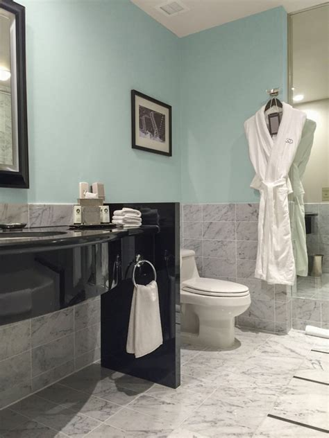 One Carrara Marble Bathroom: Four Colours   Maria Killam