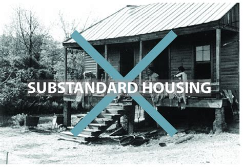 substandard housing economic opportunity americorps eliminating substandard housing thru green