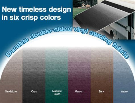 a e rv awning fabric replacement rv awning fabric universal replacement a e dometic