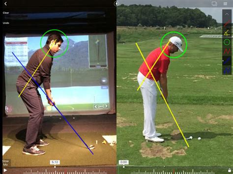 ipad golf swing app hudl technique golf slow motion swing analysis app voor