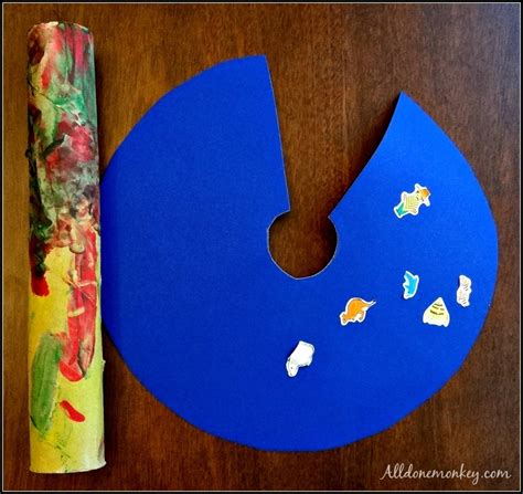How To Make A Paper Trumpet That Plays - trumpet craft birth of baha u llah all done monkey