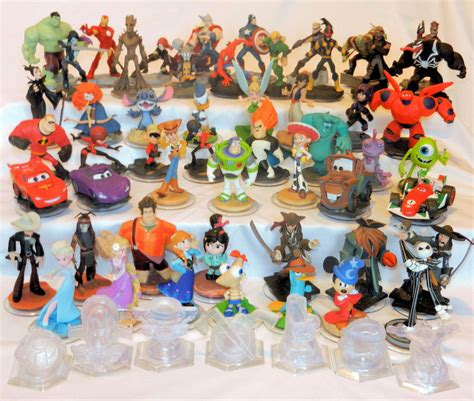 buy disney infinity figures disney infinity figures playset pieces 1 0 2 0 figures