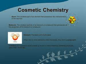 Cosmetic Science by Cosmetic Chemisty