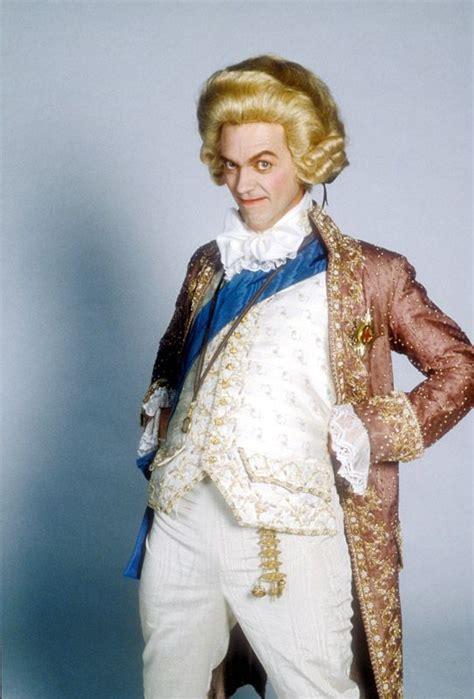 filme schauen black adder the third hugh laurie as prince george in blackadder the third