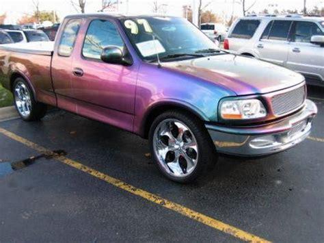 Custom 1997 Ford F 150 SEMA 4x4 Pickup Aucton Results: $20,900
