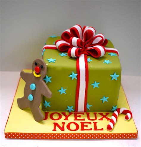 gift box christmas cake cakecentral com