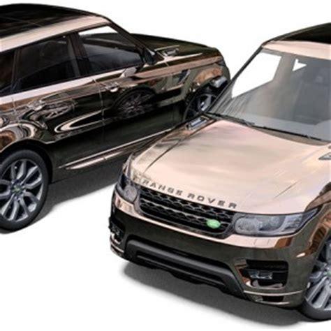 rose gold range rover range rover sport svr reforma uk